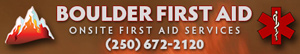 Boulder First Aid Services Ad