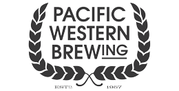 Pacific Western Brewing Logo