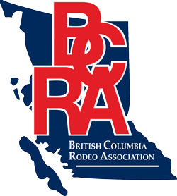 BC Rodeo Association Logo