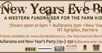 New Years Eve Bullarama