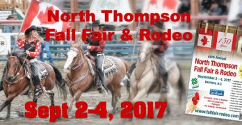 2017 North Thompson Fall Fair & Rodeo